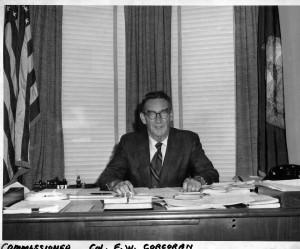 E.W. Corcoran