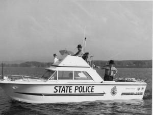 An early VSP Marine Patrol