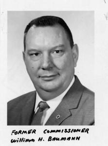 Commissioner Baumann