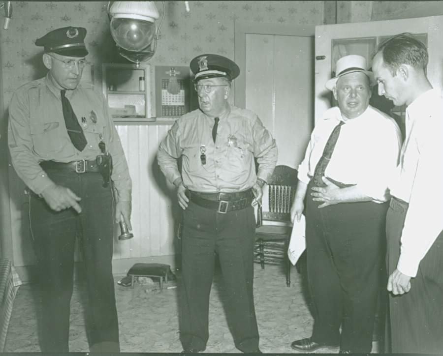 Vermont's First Quadruple Murder – VSP Archive Center